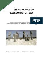 OS SETE PRINCÍPIOS DA SABEDORIA TOLTECA