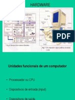 Arquitetura CPU