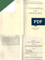 Filosofía del Derecho - García Maynez
