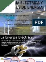Fuentes de Energuia Electrica