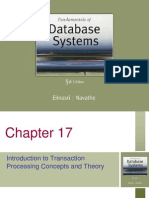 -Introduction to Transaction Processing Concepts and Theory