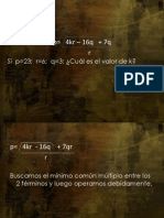 Matemáticas (4 parejas)