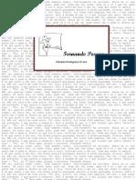 Dossiê Fernando Pessoa
