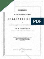 Lucas Book Leonard de Pise