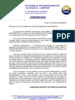 Reunião Junta Santo Ildefonso 09-02