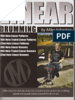 Linear Drumming Ch1