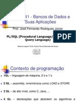 PL SQL 01 Introducao