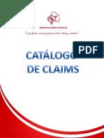 Catalogo de Claims