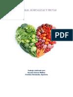 Verduras, Hortalizas y Frutas 2