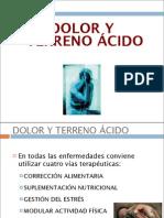 Ponencia Alonso Miras 2013-02-23 dolor y terreno ácido