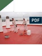 Cómo impermeabilizar techos en frío