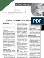 AE 199 - Control y reducción de costos en la empresa