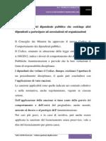 Licenziamento Del Dipendente Pubblico Che Costringe Altri Dipendenti a Partecipare Ad Associazioni Od Organizzazioni (1)