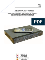 DS1093-029 Quick Manual 1093-061SVN It en Fr de Es