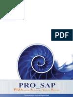 PRO_SAP Quaderno - VerGeo EdiEsi