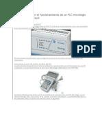 Como restablecer el funcionamiento de un PLC micrologix cuando está en fault