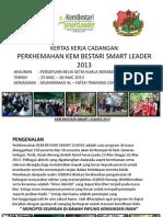 kertas kerja Kem Bestari Smart Leader