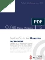 Planificacion de Las Finanzas Personales