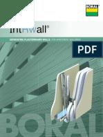 06194 IntRwall TechMan Contents