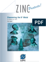 Zinc History