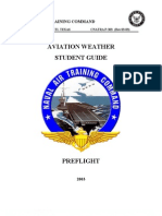 navy aviation weather student guide