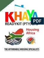 Kha Ya Ready Kit Presentation