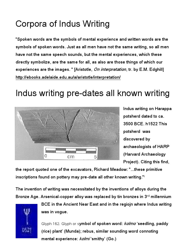 Corpora Of Indus Writing March 2013 Archaeology Seven Segment Display Circuit With The 4511 Decoder And 4029