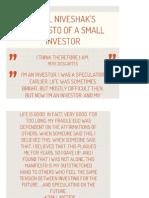 Small Investor Manifesto Final
