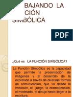 FUNCIÓN SIMBOLICA