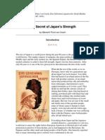 Albrecht Von Urach - The Secret of Japan's Strength.pdf