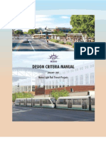 Design Criteria Manual Metro Light Rail