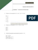 TEJ04_MA_08!08!11 Despeje de Variables, Ecuaciones de 1er Grado (8)