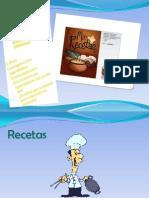 Presentación Postres
