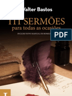 1110 Sermoes Para Todas as Ocasioes Vol 1
