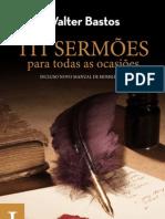 1110 Sermoes Para Todas as Ocasioes Vol 1