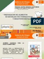 PREPARACION DE ALIMENTOS INTRAESCOLAR- PRESENTACION OFICIAL.ppt