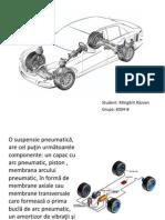 Suspensie Pneumatica Pt Automobile