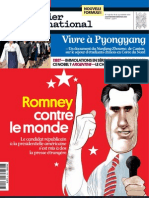Courrier International n.1146 Du 18 Au 24 Octobre 2012