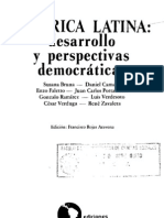 10. Los movimientos populares en América Central y el futuro de América Latina. Daniel Camacho