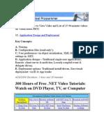 Modern VBNET Video 12 Application Design Deployment