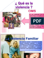 Violencia Familiar Luz