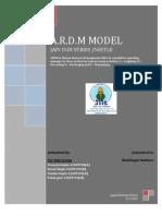 ARDM model