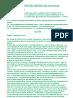 O AMOR COMO CONCENTRAÇÃO (Chama Verde)