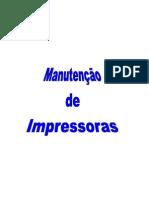 Manutencao de Impressoras Jato Tinta e Matricial
