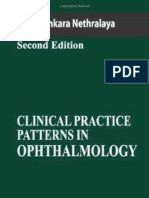 Sankara Nethralaya Clinical Practice Patterns in OPHTHALMOLOGY