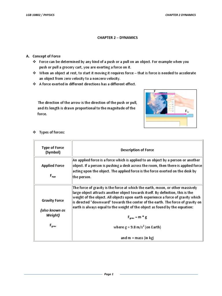 Chapter 2 dynamics collision momentum buycottarizona