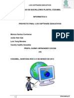 Software Educativo (1)