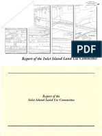 Report of Inlet Island Land Use Committee, Ithaca, New York, 1992