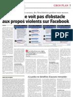 L'express et l'Impartial du 29 décembre 2012