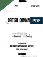 British Commandos Special Series1
